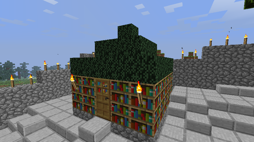 does it look like a sorcerer s house does it look cool