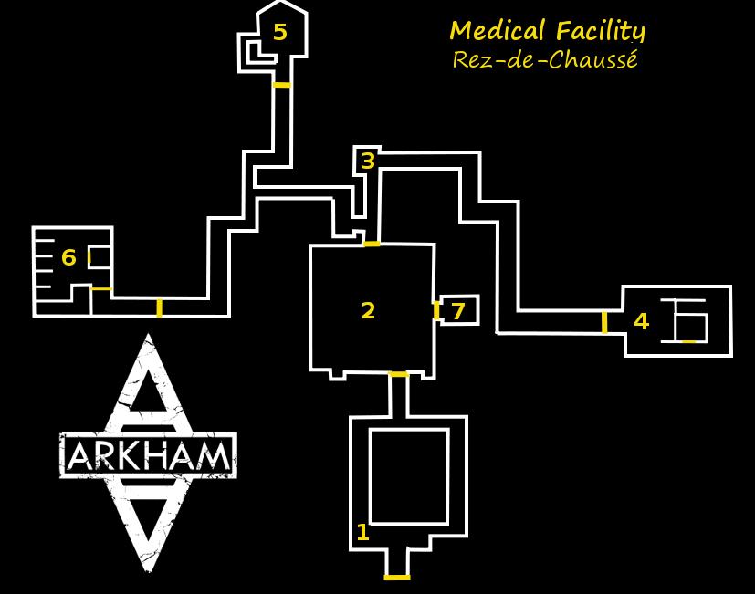 Centre Médical Medical-facility-...m-asylum-306685e