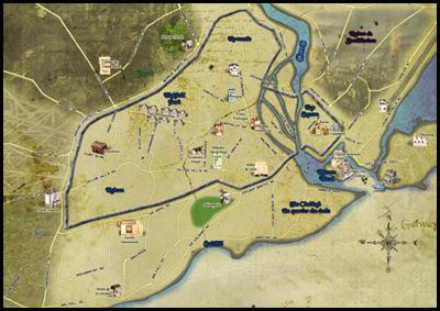 O And F Galway Cliquez pour agrandir et voir la carte interactive