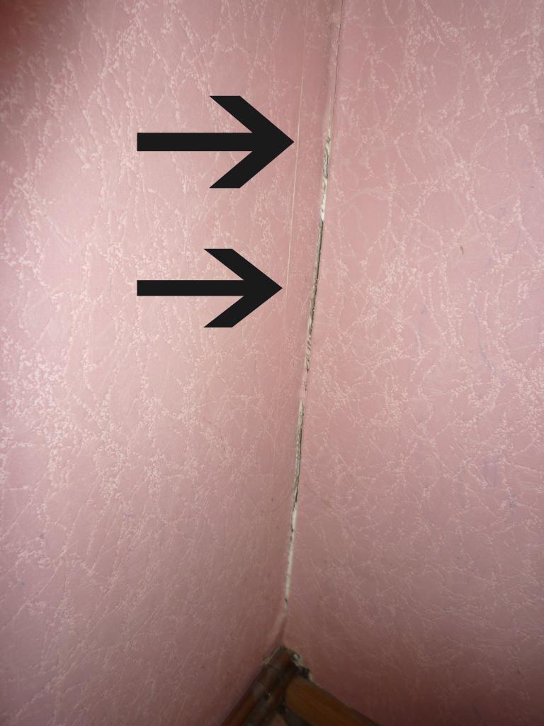 Réparer Un Plafond En Platre se rapportant à fissure plafond grave ?